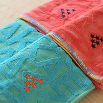 特价 美国运动品牌Kaepa六星字母纱布植绒情侣毛巾 浴巾美艳毛巾 价格:42.00