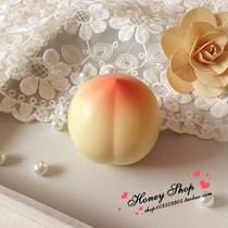 韩国TonyMoly魔法森林水蜜桃子护手霜30g 美白滋润护手霜 价格:25.00