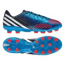 东京直发:ADIDAS Predator LZ HG 猎12 蓝红顶级 足球鞋 价格:650.00