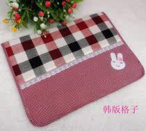 包邮笔记本电脑罩14寸  可爱布艺手提电脑保护套笔记本电脑防尘罩 价格:15.80
