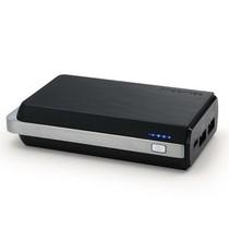 包邮图美(noontec) POWA 10000mAh大容量移动电源 黑色(正品 价格:179.20