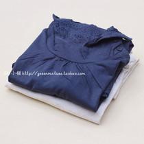 日单千趣会 套头打底衫 高领堆堆领刺绣T 有大码 春秋冬三季可穿 价格:24.00