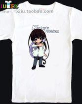 动漫 闪灵二人组 GetBackers 银次 蛮 花月 长袖 短袖 T恤 价格:38.00
