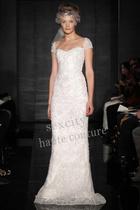 高级定制婚纱礼服--Reem Acra-上海实体店-定制实样 价格:11900.00