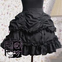◆七坊◆lolita 多穿 甜美淑女公主 蕾丝蓬蓬裙纯棉半身裙 蒂利亚 价格:89.10
