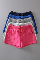 欧美原单外贸尾货 2014夏季新款时尚休闲多色纯棉运动短裤 WSD021 价格:22.99