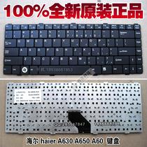全新海尔 haier A630 A650 海尔A60 笔记本键盘 英文 方按键 价格:65.00