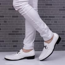 2014新款韩版尖头皮鞋英伦男士潮流时尚休闲小皮鞋白色鞋子潮春款 价格:99.00