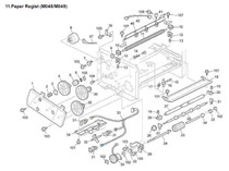 理光150S 150SF全新原装 配件 主板 扫描器 扫描头 电源板 激光器 价格:100.00