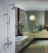 花洒全铜升降淋浴套装淋浴龙头箭牌恒洁鹰牌科勒安华法恩莎九牧 价格:769.00