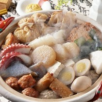 家庭私房菜 关东煮汤料 调料 柴鱼高汤 海鲜风味 100克 5袋包邮 价格:3.90