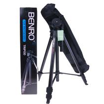 百诺 T800 EX 旅游三角架 便携 专业单反相机数码 DV 三脚架云台 价格:145.00