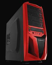 【江浙沪包邮】雷德曼剑圣赤龙版USB3.0/电源下置/超频中塔 价格:199.00