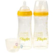 美国进口/Playtex哺儿适8安士高级内胆防胀气奶瓶/宽口 价格:39.00