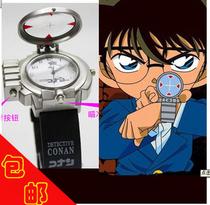 {包邮}名侦探柯南真人版手表 带激光 瞄准 放大功能 价格:36.00