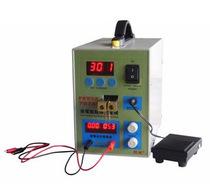 维修笔记本电池必备微型脚踏点焊机带锂电充电器点焊镍带机 价格:440.00