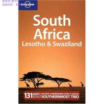 Lonely Planet South Africa Lesotho & Swaziland-正版书籍 价格:126.10