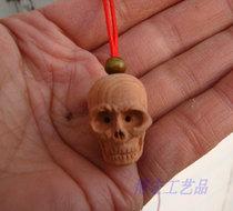 天然香柏木木雕 吊坠 个性项链 创意饰品 木质纯手工雕刻挂件香味 价格:68.00