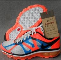 正品 耐克 NIKE AIR MAX 2012 跑步鞋 运动鞋 487982-106 39-44码 价格:480.00