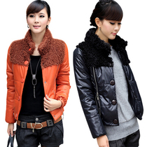 冬季韩版新款新品短装上衣修身女士短款棉衣防寒棉服短外套小棉袄 价格:126.00