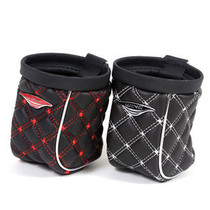韩国Wine红酒系列 出风口置物桶 汽车置物袋 杂物袋 手机袋 价格:25.00