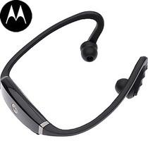 摩托罗拉S9蓝牙耳机 MOTO S9HD 运动时尚 立体声音乐蓝牙耳机 价格:85.00