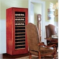 美晶MS600实木红酒柜恒温酒柜 葡萄酒柜定制 压缩机 80-100支包邮 价格:11800.00