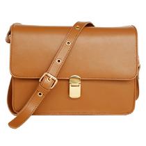 2013欧美时尚新款复古小包休闲百搭单肩包斜挎包牛皮包包正品女包 价格:148.00