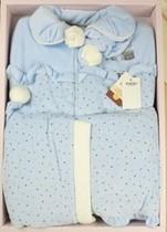2012新款 可爱洛比礼盒,加厚天鹅绒宝宝披风 斗篷,温暖一冬天 价格:115.00