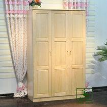柏木居儿童松木衣柜 儿童家具 衣柜 价格:1780.00