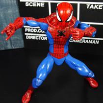 <圣诞包邮>正版散货超凡蜘蛛侠12寸多关节可动玩偶 价格:89.00