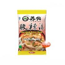 苏伯汤 酸辣汤12g 芙蓉鲜蔬汤系列 苏伯蔬菜速食汤 苏伯即食汤料 价格:1.28