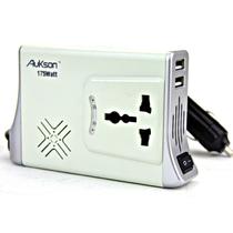 欧可讯AUKSON 车载逆变器 12V转220V 175W 汽车用 电源转换器 价格:128.80