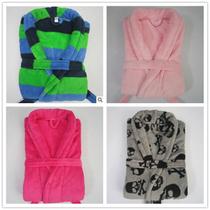 热销 珊瑚绒睡袍珊瑚绒浴袍睡衣男女睡袍 珊瑚绒睡衣 价格:35.00
