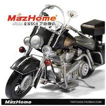 铁皮复古 哈雷戴维森摩托车模型 手工工艺品  实用礼品 摆设 多款 价格:166.50