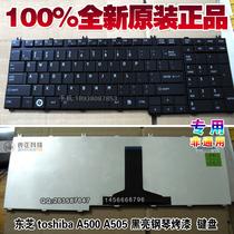 全新原装东芝Toshiba Satellite A500 P205 L555 笔记本键盘黑亮 价格:79.00
