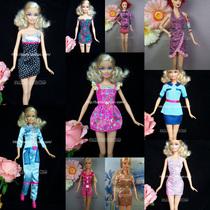 芭比娃娃可儿珍妮等娃娃均可穿的正品服饰 E系列 价格:3.90