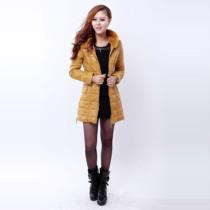 天天特价专柜正品女装中长款美特修身款棉衣棉袄瑞丽款特价 价格:699.00