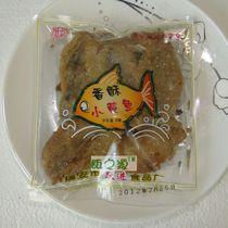 瓯之源 温州风味 跃进香酥小黄鱼 250g 价格:22.00