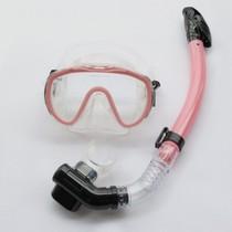 夏日出汗季悠游全干式潜水二件套潜水镜呼吸管套装潜水浮潜装备 价格:90.00