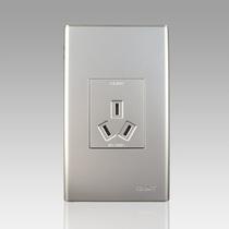 满包邮正泰开关插座 NEW9-V108081 一联三极 居逸系列 商城正品 价格:20.50