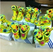 代购!正品adidas Originals三叶草 Jeremy Scott BEAR花熊G61076 价格:1000.00
