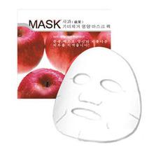 韩佳妮鲜花鲜汁面膜(苹果)美白 去斑 890H 正品面膜 美容用品 价格:1.00