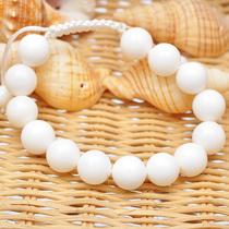 珠宝顶级贝壳珍珠手链女款母贝珠时尚JHC05爱心宝石铃铛水滴现货 价格:98.00