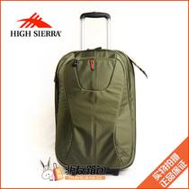 正品美国HighSierra高山拉杆箱22寸商务登机箱行李箱 价格:225.00