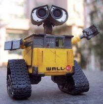 迪士尼 彩盒6cm厘米WALL.E 机器人总动员瓦力瓦利瓦里公仔 价格:89.00