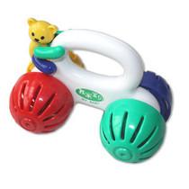迪孚 可爱动听的小熊音乐摇玲车 儿童音乐玩具 婴儿品牌玩具.2 价格:11.00