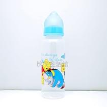 新生儿母婴用品 原装进口正品迪士尼婴儿直身奶瓶 250ml 价格:25.00