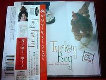Turkey Boy cd+dvd 日版开封 z5067 价格:10.00