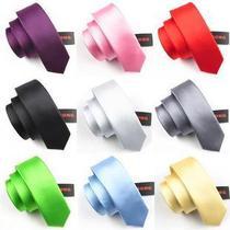 Simon Cavalier 新款韩版时尚修身型窄条领带 时尚品位多色可选 价格:18.00